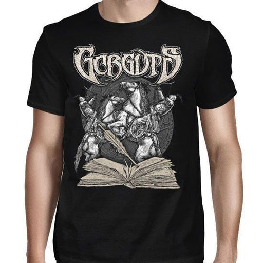 T-Shirt - Gorguts - Arrows