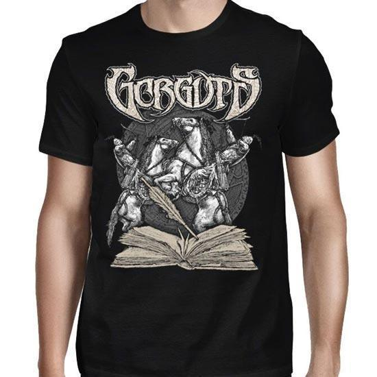 T-Shirt - Gorguts - Arrows-Metalomania