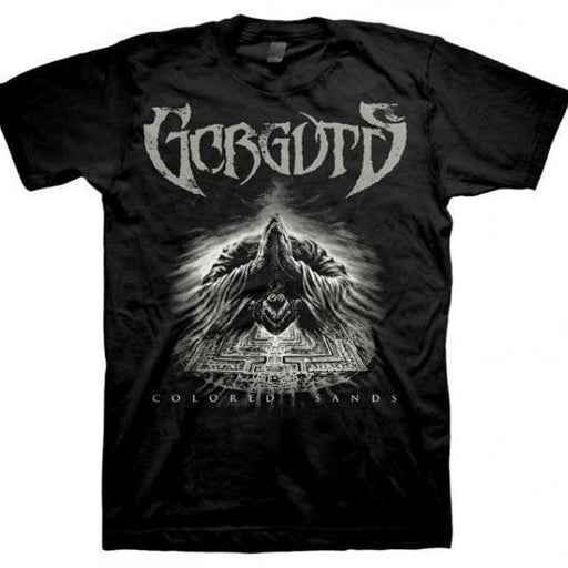 T-Shirt - Gorguts - Colored Sand