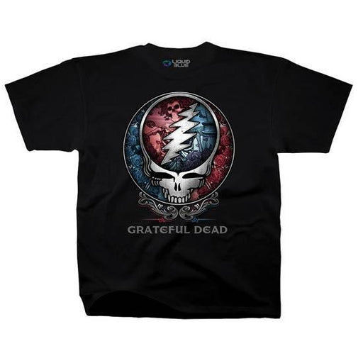 T-Shirt - Grateful Dead - Bertha-Metalomania
