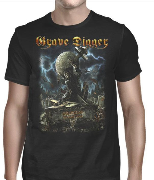 T-Shirt - Grave Digger - Exhumation Clan