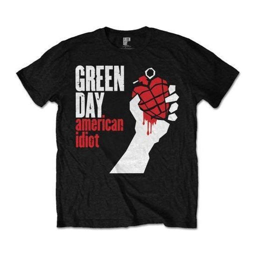 T-Shirt - Green Day - American Idiot (import)