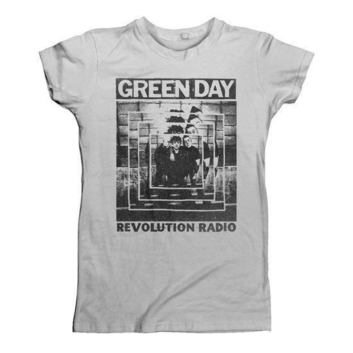 T-Shirt - Green Day - Power Shot - Lady