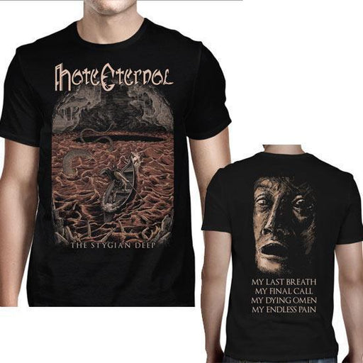 T-Shirt - Hate Eternal - The Stygian Deep-Metalomania