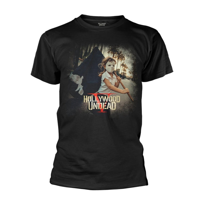 T-Shirt - Hollywood Undead - Five-Metalomania