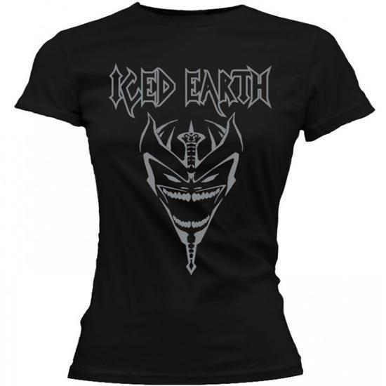 T-Shirt - Iced Earth - Pharoah (lady)-Metalomania