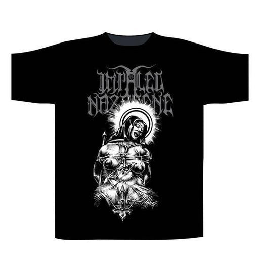 T-Shirt - Impaled Nazarene - Raped by Satans Might