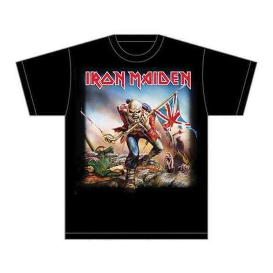 T-Shirt - Iron Maiden - The Trooper-Metalomania