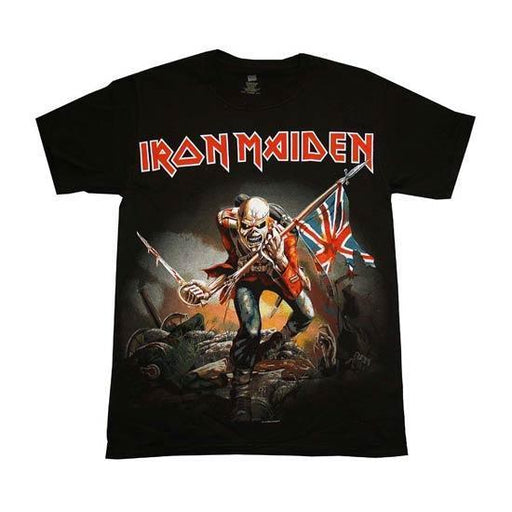 T-Shirt - Iron Maiden - Trooper (kid sizes)-Metalomania