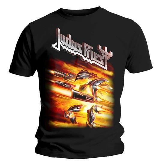 T-Shirt - Judas Priest - Firepower-Metalomania