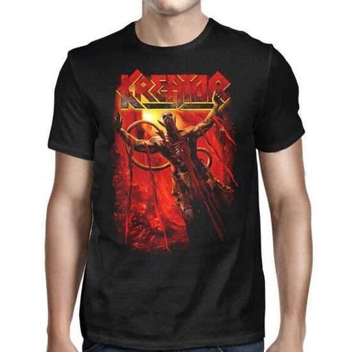 T-Shirt - Kreator - Bloodbath-Metalomania