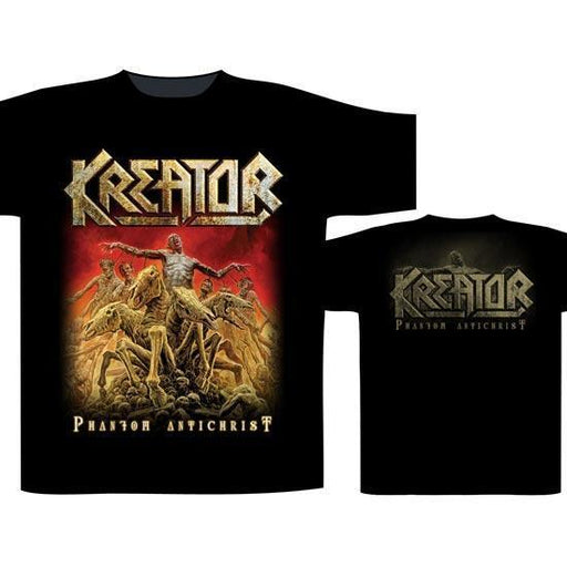T-Shirt - Kreator - Phantom Antichrist-Metalomania