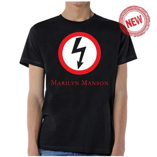 T-Shirt - Marilyn Manson - Classic Bolt
