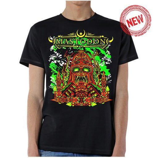 T-Shirt - Mastodon - Emperor God Head V2