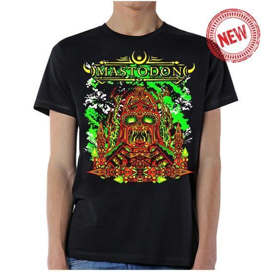 T-Shirt - Mastodon - Emperor God Head V2-Metalomania