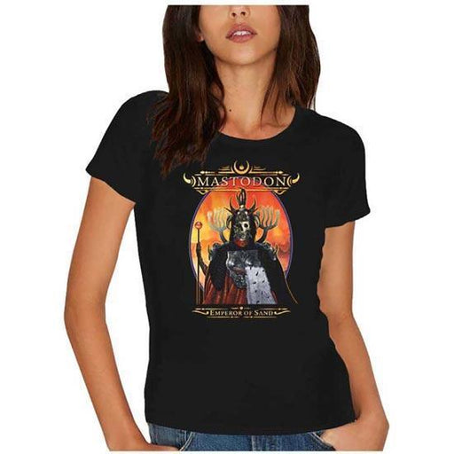 T-Shirt - Mastodon - Emperor of Sand - Lady