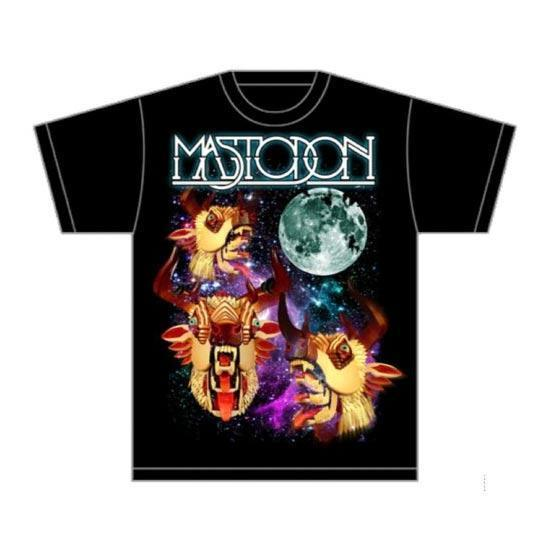 T-Shirt - Mastodon - Interstella Hunter-Metalomania