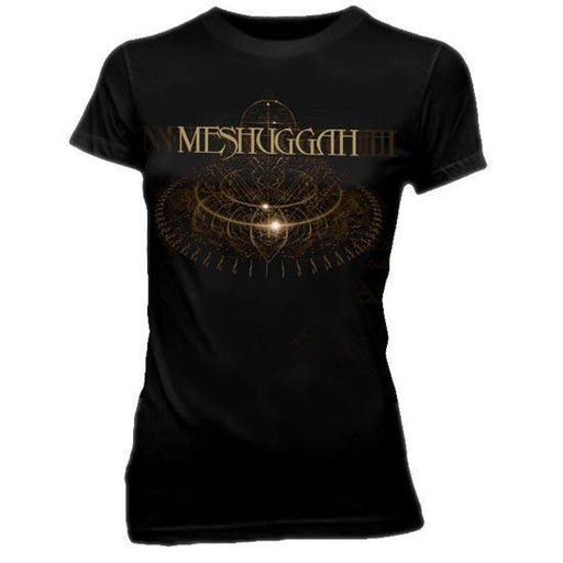 T-Shirt - Meshuggah - Koloss Collider (lady)-Metalomania