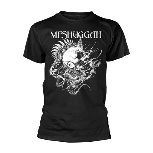 T-Shirt - Meshuggah - Spine Head - Black-Metalomania