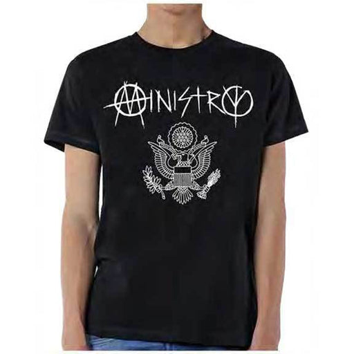 T-Shirt - Ministry - Great Seal-Metalomania