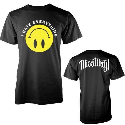 T-Shirt - Miss May I - I Hate Everything