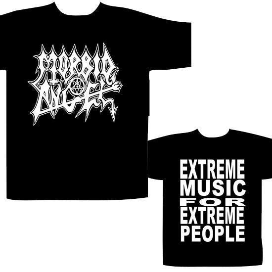 T-Shirt - Morbid Angel - Extreme Music-Metalomania