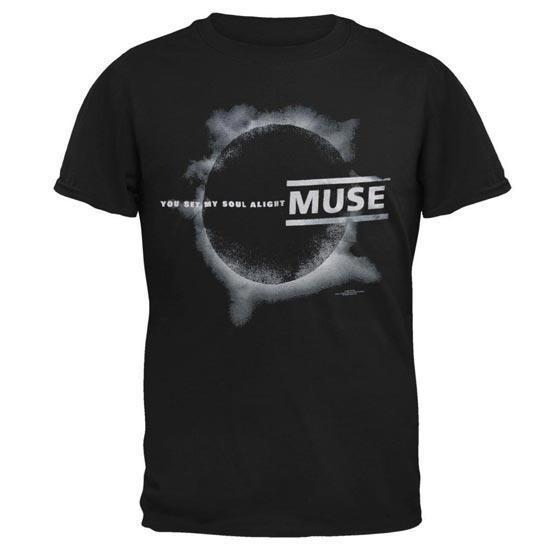 T-Shirt - Muse - Eclipse-Metalomania