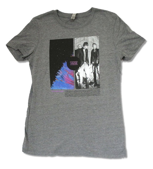 T-Shirt - Muse - Split - Lady