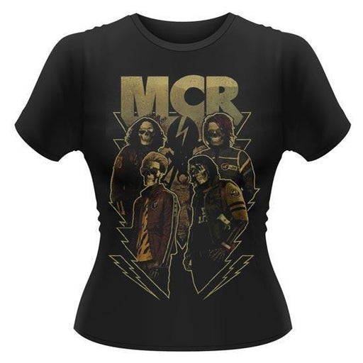 T-Shirt - My Chemical Romance - Appetite Danger - Lady