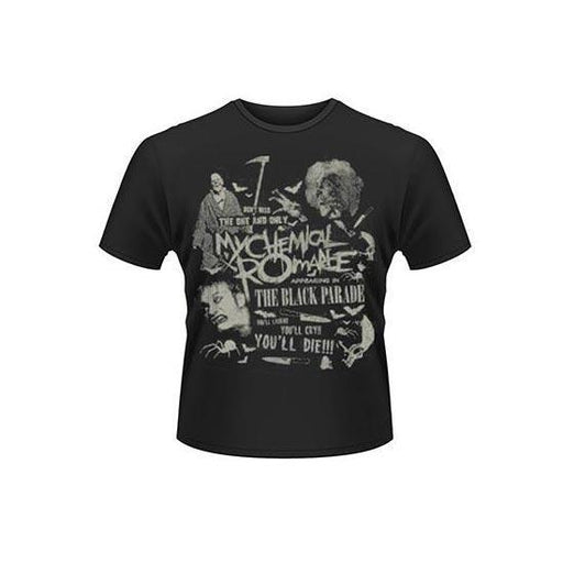 T-Shirt - My Chemical Romance - Scary