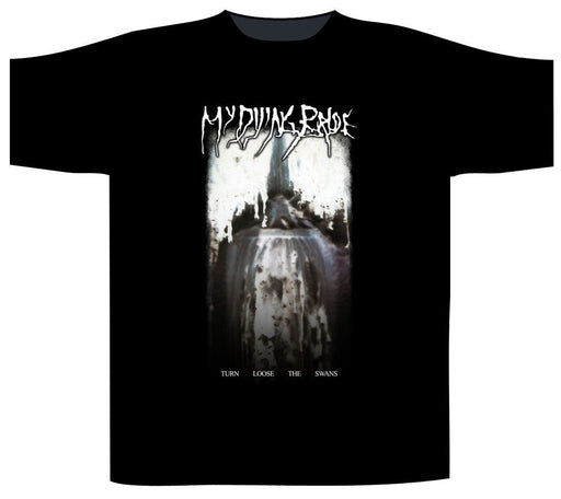 T-Shirt - My Dying Bride - Turn Loose The Swans-Metalomania