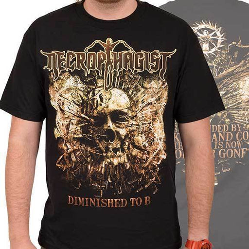 T-Shirt - Necrophagist - Diminished