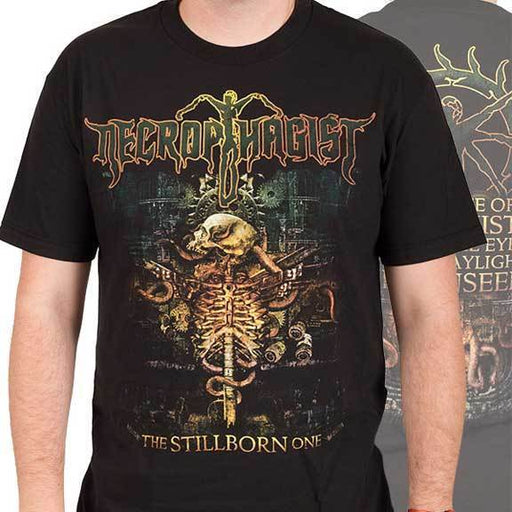 T-Shirt - Necrophagist - The Stillborn One