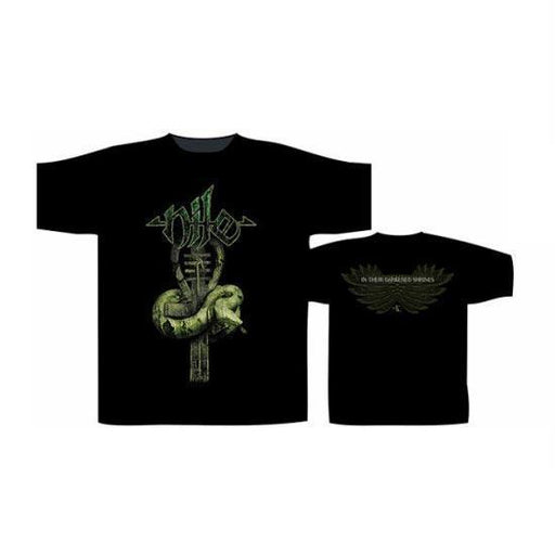 T-Shirt - Nile - Darkened Shrines-Metalomania