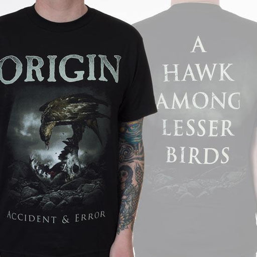 T-Shirt - Origin - Hawk-Metalomania