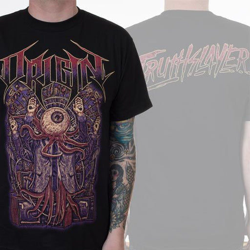 T-Shirt - Origin - Truthslayer-Metalomania
