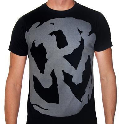 T-Shirt - Pennywise - Grey Logo-Metalomania