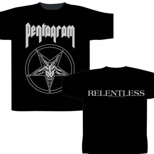 T-Shirt - Pentagram - Relentless-Metalomania