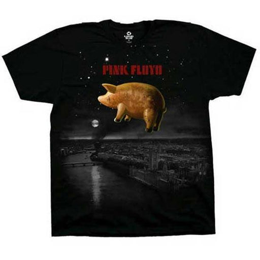 T-Shirt - Pink Floyd - Pig Over London