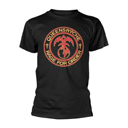 T-Shirt - Queensryche - Rage For Order-Metalomania