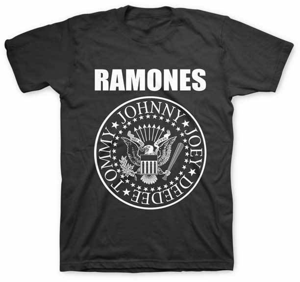 T-Shirt - Ramones - Presidential Seal-Metalomania