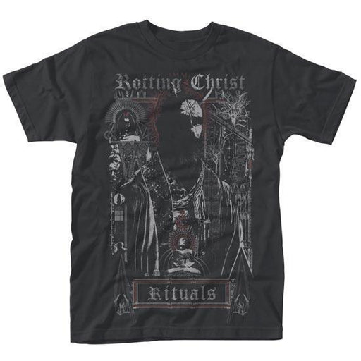 T-Shirt - Rotting Christ - Ritual-Metalomania