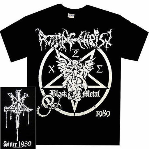 T-Shirt - Rotting Christ - Since 1989-Metalomania