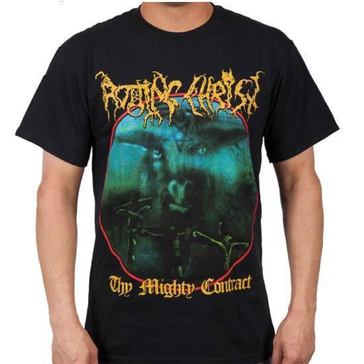 T-Shirt - Rotting Christ - Thy Mighty Contract