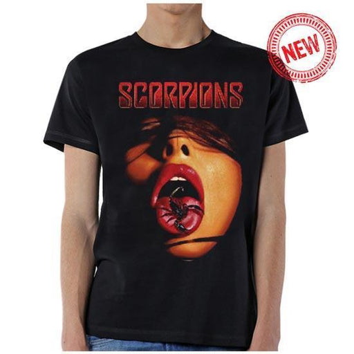 T-Shirt - Scorpions - Tongue-Metalomania