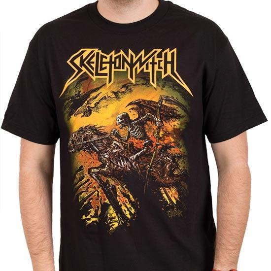 T-Shirt - Skeletonwitch - I Am Of Death-Metalomania