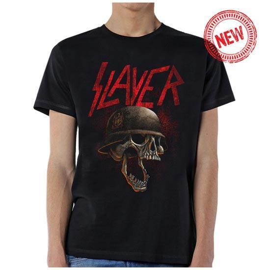 T-Shirt - Slayer - Helmitt-Metalomania
