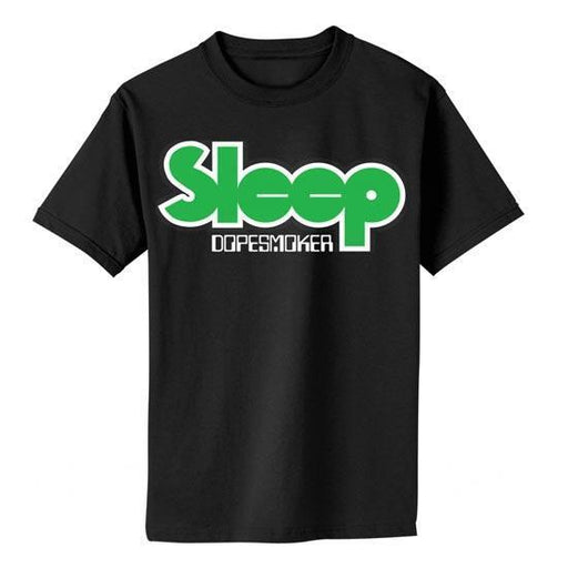 T-Shirt - Sleep - Dopesmoker LOGO-Metalomania