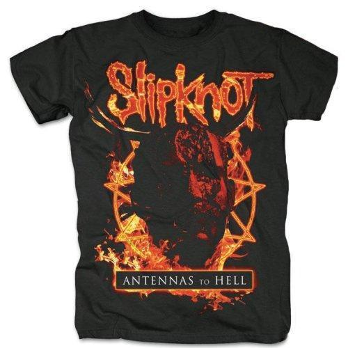 T-Shirt - Slipknot - Antennas to Hell-Metalomania