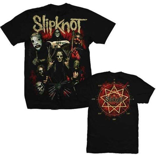 T-Shirt - Slipknot - Come Play Dying-Metalomania